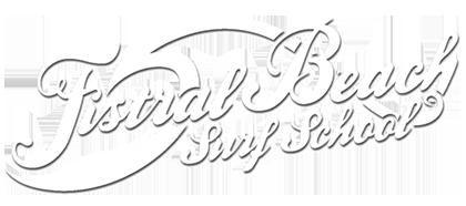 Fistral Beach Surf School Mobile Logo