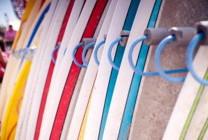 NSP Surfboard Hire Newquay
