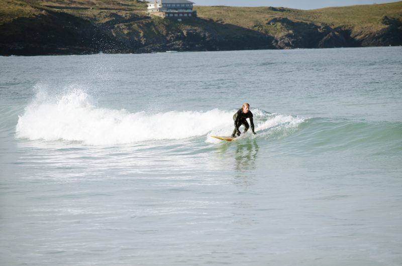 Fistral Newquay Surf