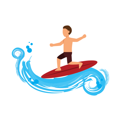Beginner Surfing Skill Levels