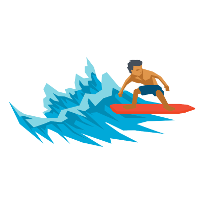 Improver Surfing Skill Levels