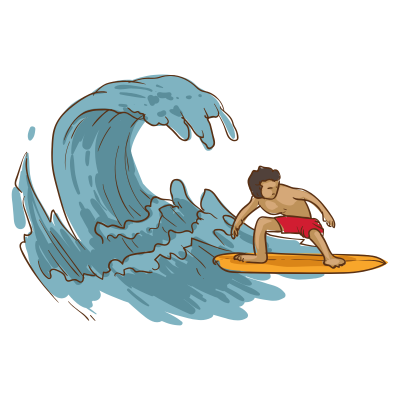 Intermediate Surfing Skill Levels